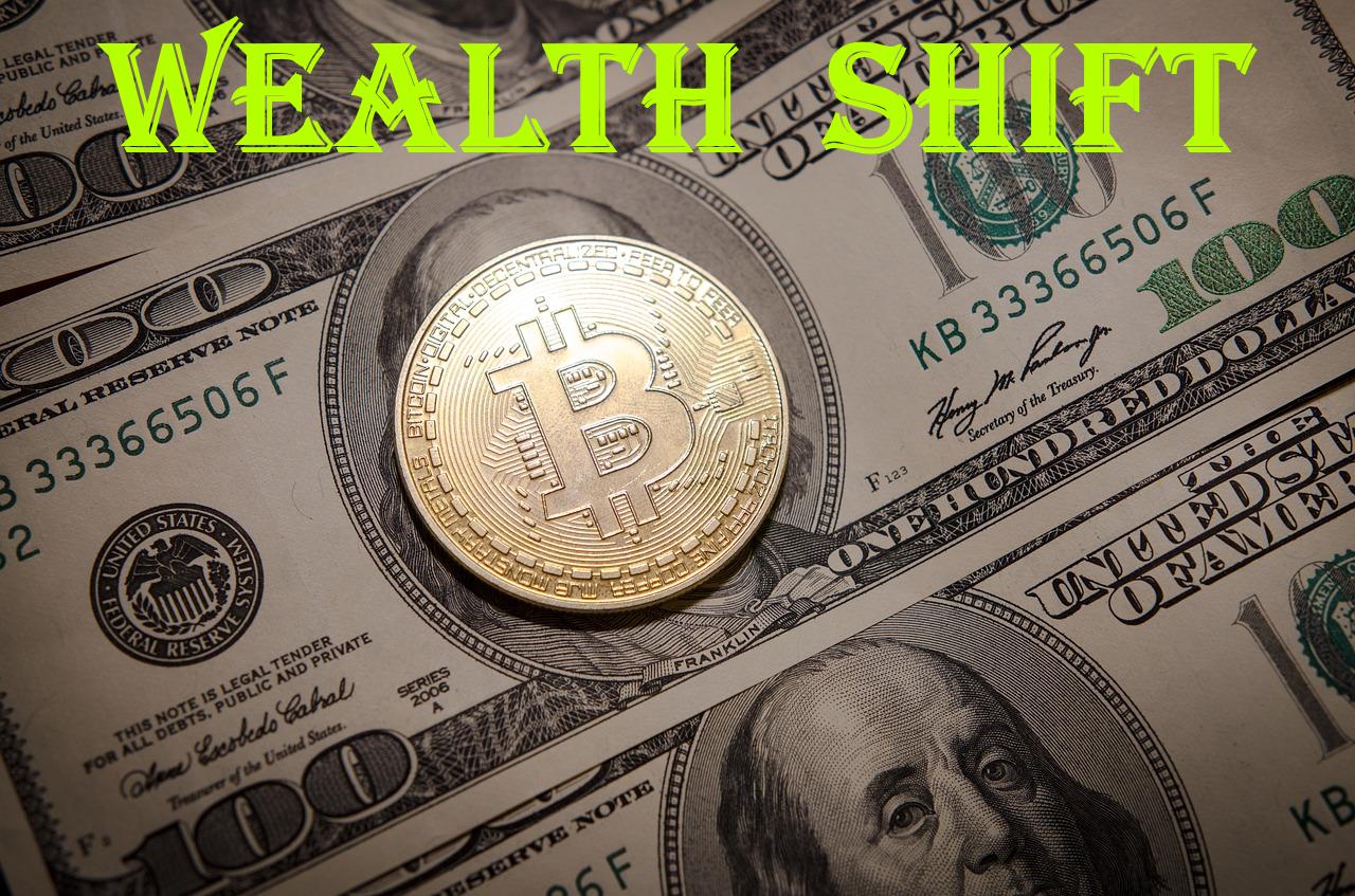 Massive Money Wealth Shift