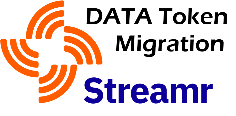 Streamr new data coin migration